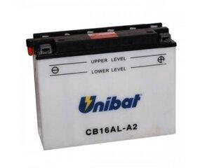 Akumulators Unibat 12 V 16 Ah 200 A