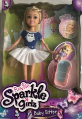 Lelle aukle Sparkle Girlz, 24677