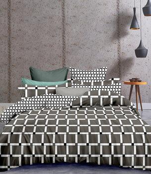DecoKing gultas veļas komplekts Hypnosis Collection Wall, 3 daļas cena un informācija | DecoKing gultas veļas komplekts Hypnosis Collection Wall, 3 daļas | 220.lv