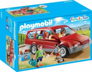 9421 PLAYMOBIL® Family Fun, семейный автомобиль