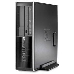HP 8200 Elite SFF i5-2400 8GB 120SSD+250GB DVD WIN10Pro