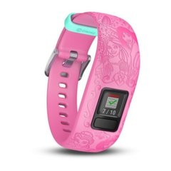Garmin Vivofit Jr 2 Disney Princess, Rozā
