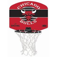 Mini basketbola grozs Spalding NBA Chicago Bulls 77-649Z cena un informācija | Mini basketbola grozs Spalding NBA Chicago Bulls 77-649Z | 220.lv