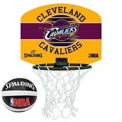 Mini basketbola grozs Spalding NBA Cleveland Cavaliers 77-650Z