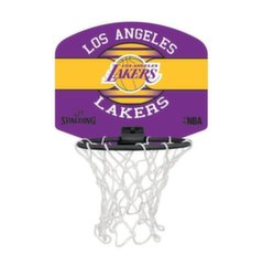 Mini basketbola grozs Spalding NBA Los Angeles Lakers 77-656Z