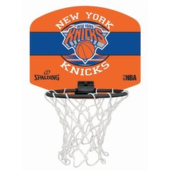 Mini basketbola grozs Spalding NBA New York Knicks 77-655Z