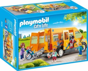 9419 PLAYMOBIL® City Life, Школьный автобус