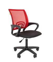 Biroja krēsls Chairman 696LT, sarkans/melns cena un informācija | Biroja krēsli | 220.lv