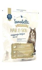 Sanabelle vaislas kaķiem Hair & Skin, 400 g