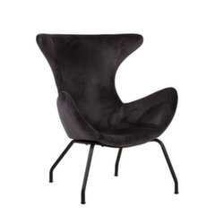 Krēsls Penelope-2, pelēks cena un informācija | Krēsli viesistabai | 220.lv