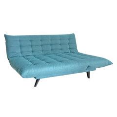 Dīvāns Lucy, 110x182 cm, zils