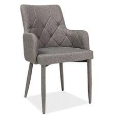 4 krēslu komplekts Ricardo, pelēks