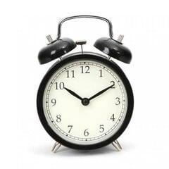 Часы-будильник Platinet March, черный