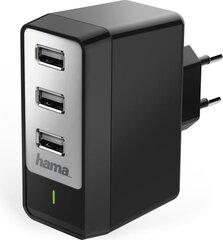 Lādētājs Hama, 3 x USB, 5.2 A