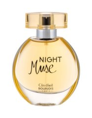 Smaržūdens Bourjois Paris Clin d'Oeil Night Muse EDP sievietēm 50 ml