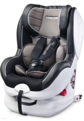 Auto sēdeklis Caretero Defender Plus 0-18 kg, Grafite