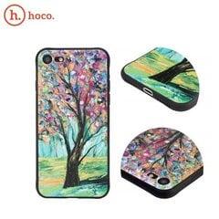 Hoco Cool Colored Tree silikona aizmugurējais aizsargs, Samsung Galaxy S8+ (G955)