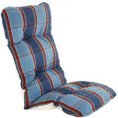 Подушка для стула Patio Malaga, синяя