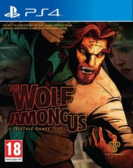 Spēle The Wolf Among Us, PS4