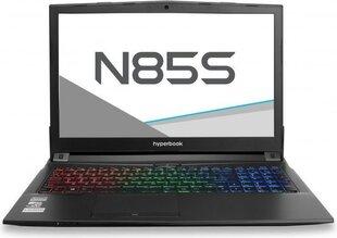 Hyperbook N85S I5-8300H/8GB/1TB/GTX 1050 32 GB RAM/ 512 GB SSD/ Win10H