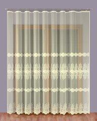 Aizkars Cream 300x250 cm cena un informācija | Aizkars Cream 300x250 cm | 220.lv