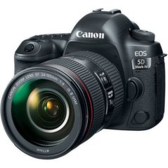 Canon EOS 5D Mark IV + 24-105mm f/4L IS II USM komplektā