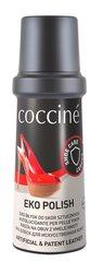 Coccine melnas krāsas spīdums mākslīgai un eko ādai, 75 ml cena un informācija | Līdzekļi apģērbu un apavu kopšanai | 220.lv