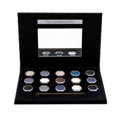 Acu ēnu palete Cosmetic 2K Polygon Smokey 6.75 g cena un informācija | Acu ēnu palete Cosmetic 2K Polygon Smokey 6.75 g | 220.lv