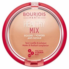 Kompaktais pūderis Bourjois Healthy Mix 11 g, 02 Beige цена и информация | Пудры, бронзаторы, румяна | 220.lv