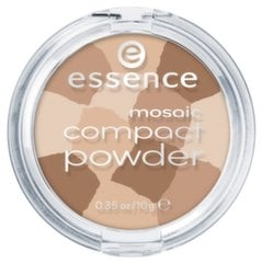 Kompakts pūderis Essence Mosaic 10 g, 01 Sunkissed Beauty