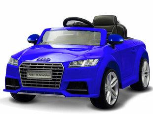 "Bērnu elektromobilis ""AUDI TT ROADSTER"", zils"