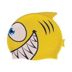 Шапка для плаванья для детей Spokey Shark
