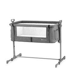 Кроватка Kinderkraft Neste, gray melange