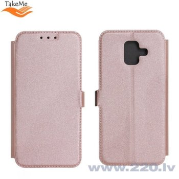 TakeMe, paredzēta Samsung J6+ 2018 telefonam, rozā