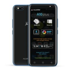 Allview A10 Plus, Dual SIM 1/8 GB, Pelēks