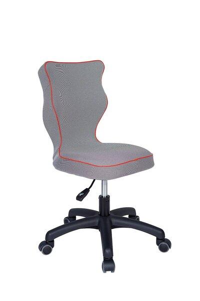 Детский стул Petit AA4, серый/красный
