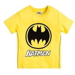 Cool Club T-krekls ar īsām piedurknēm zēniem Batman, LCB1814087