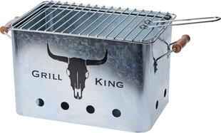 Grils BBQ Grill King, pelēks
