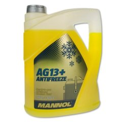 Antifrīzs Mannol AG13+ (Advanced) -40°C, 5L