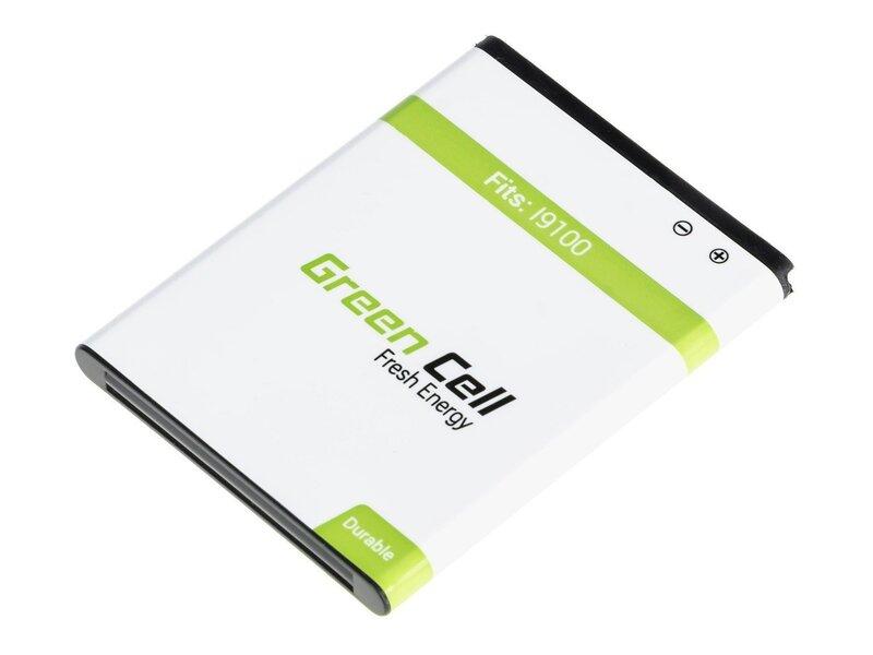Green Cell piemērots Samsung Galaxy S2 9100 9103
