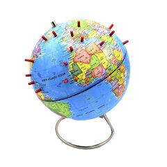 Globuss ar magnētiem