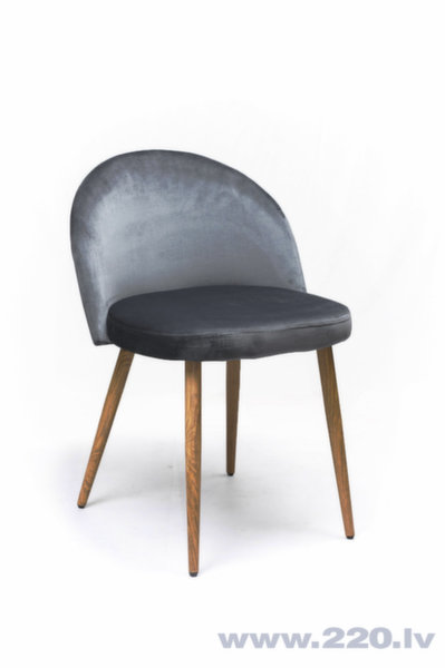 Комплект из 4-х стульев VK-01, светло-серый