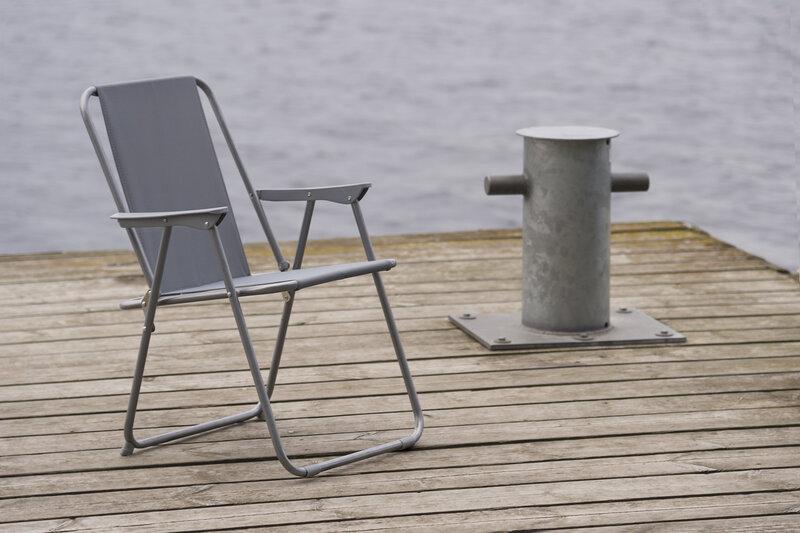 Saliekams krēsls Beach