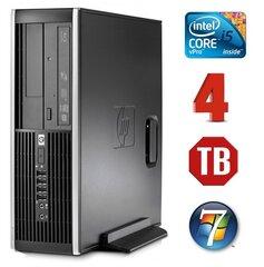 HP 8300 Elite SFF i5-3470 4GB 1TB DVDRW WIN7Pro