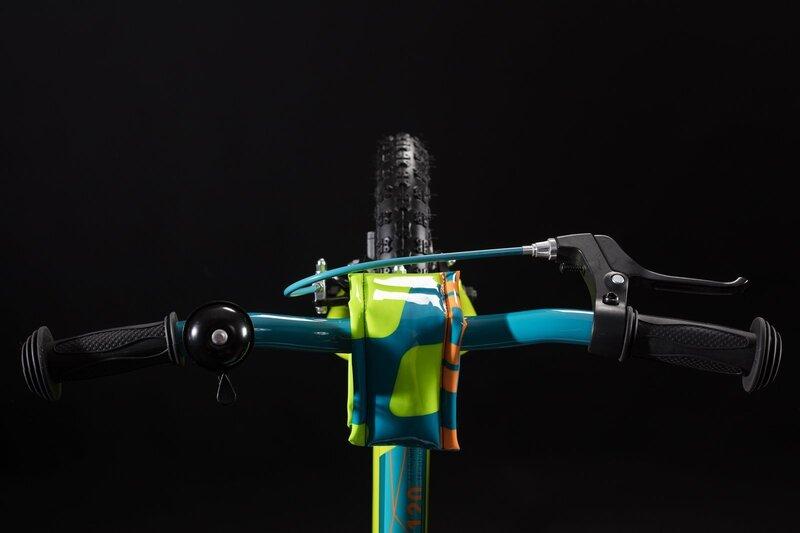 """Bērnu velosipēds Cube Cubie 120 12"""" 2019, zaļš/zils cena"""