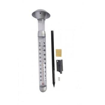 Gaismas dārza termometrs ar saules bateriju Grundig cena un informācija | Āra apgaismojums | 220.lv
