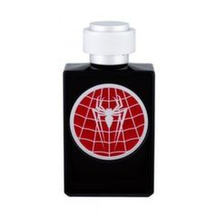 Tualetes ūdens Marvel Spiderman Black EDT zēniem 100 ml