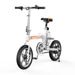 """Elektriskais saliekamais velosipēds Airwheel R5 16"""", balts"""