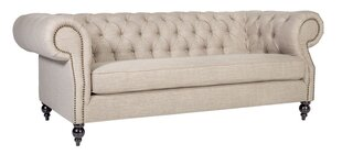 Trīsvietīgs dīvāns Holmes, smilškrāsā