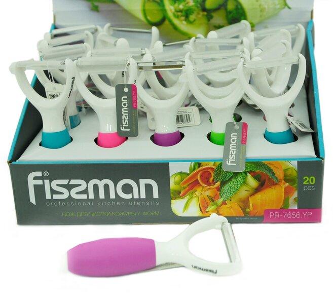 Y-formas mizotājs Fissman 14 cm cena un informācija | Virtuves piederumi | 220.lv